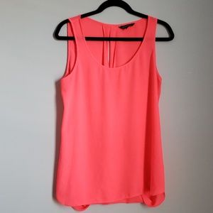 Express pink Sleeveless blouse